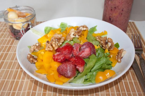 salat wallnusse rezept